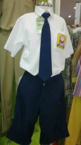 seragam sekolah smp