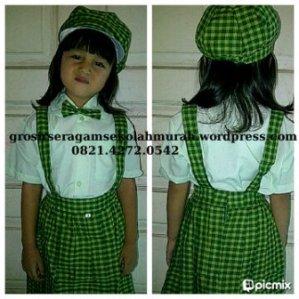 PABRIK seragam sekolah murah TK dan paud di Surabaya kirim ke denpasar bali jakarta - Indonesia 0821.4272.0542