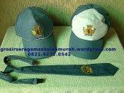 TENDER dan pengadaan seragam sekolah topi dan dasi SMA - 0821.4272.0542